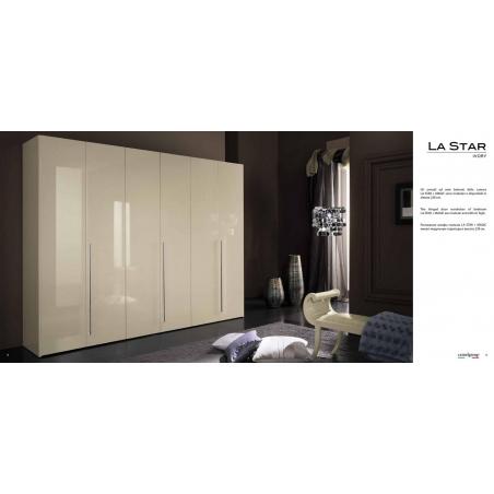 Camelgroup La Star Ivory спальня - Фото 5