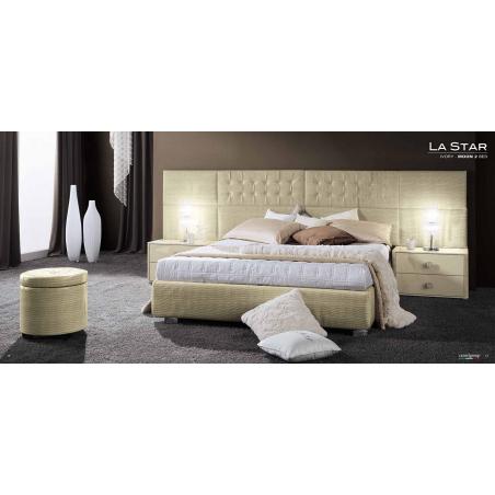 Camelgroup La Star Ivory спальня - Фото 7