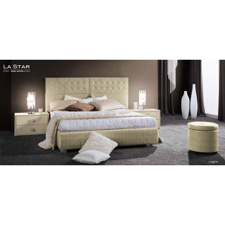 Camelgroup La Star Ivory спальня - Фото 8