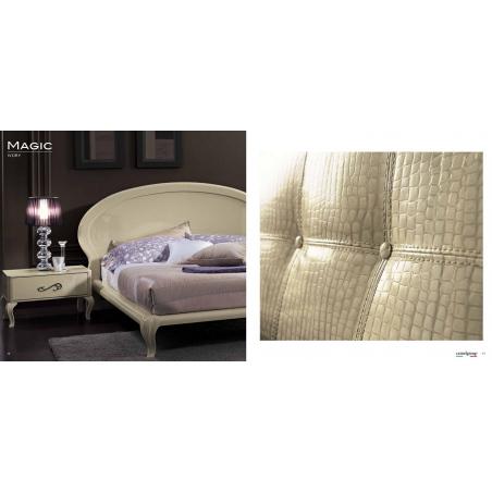 Camelgroup La Star Ivory спальня - Фото 9