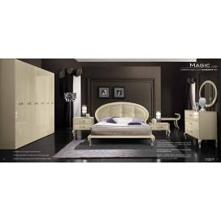 Camelgroup La Star Ivory спальня - Фото 10