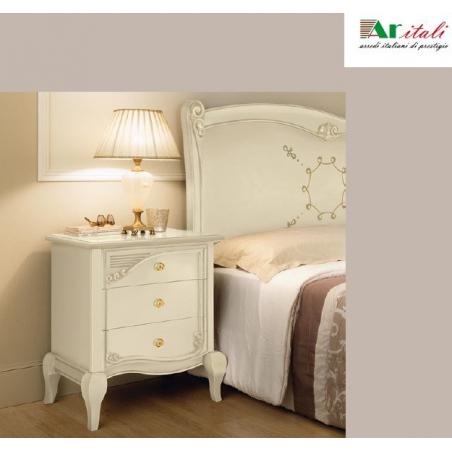 Aritali Narciso Laccato спальня - Фото 1