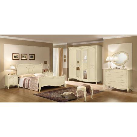 Aritali Narciso Laccato спальня - Фото 2