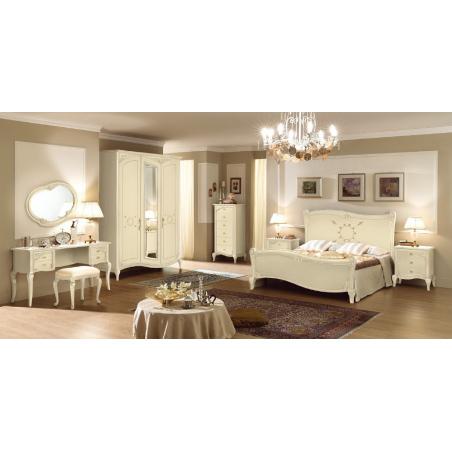 Aritali Narciso Laccato спальня - Фото 4