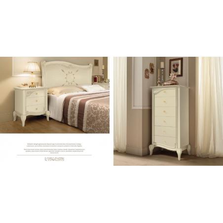 Aritali Narciso Laccato спальня - Фото 6