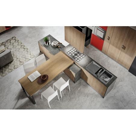 Home cucine Mela кухня - Фото 2