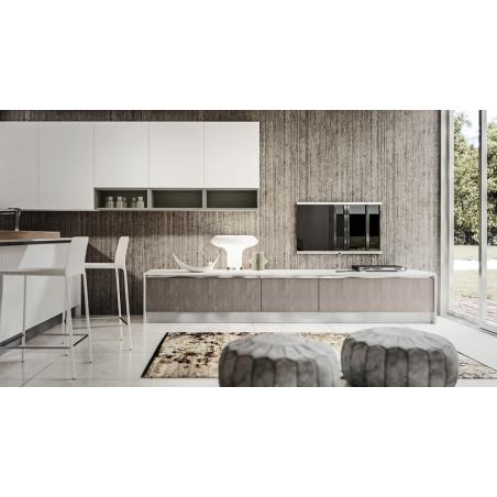 Home cucine Mela кухня - Фото 17