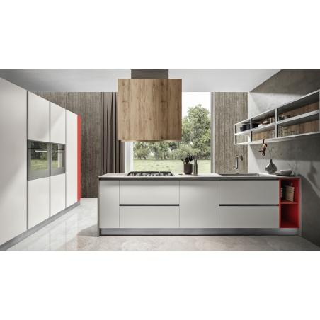 Home cucine Mela кухня - Фото 18