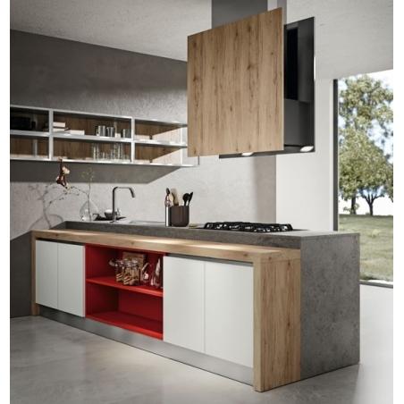 Home cucine Mela кухня - Фото 19