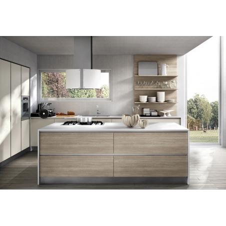 Home cucine Mela кухня - Фото 23