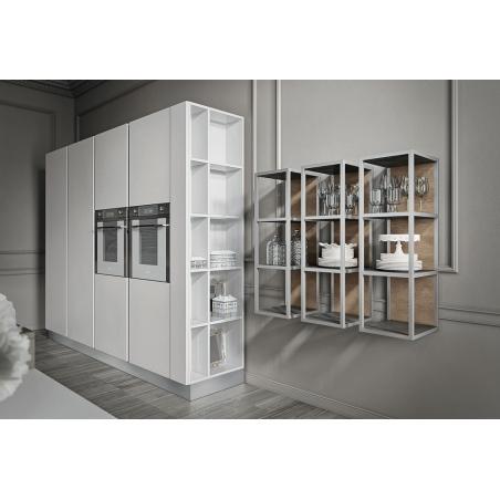 Home cucine Quadrica кухня - Фото 12