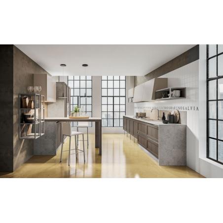 Home cucine Quadrica кухня - Фото 13