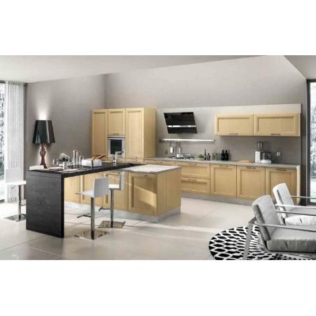 Home cucine Metropoli кухня - Фото 6