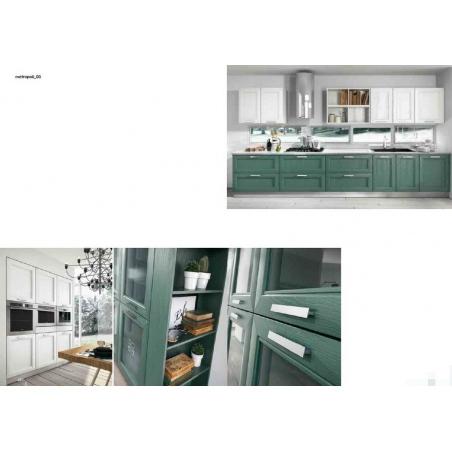 Home cucine Metropoli кухня - Фото 5