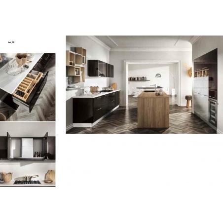 Home cucine Lux кухня - Фото 10
