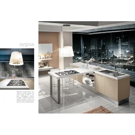 Home cucine Sygna кухня - Фото 16