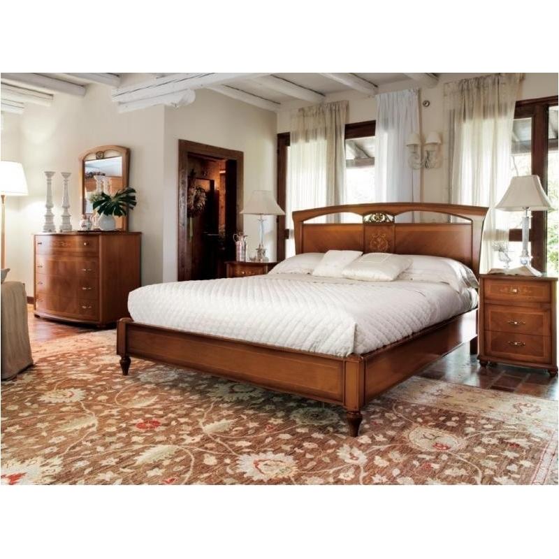 Alf group Lady кровать с тумбочками, со скидкой  40%