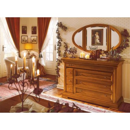 Dall'Agnese Chopin спальня - Фото 7