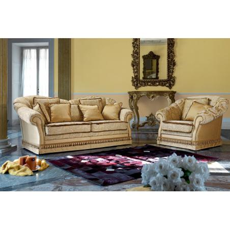 Domingo Salotti Zeryba мягкая мебель - Фото 1