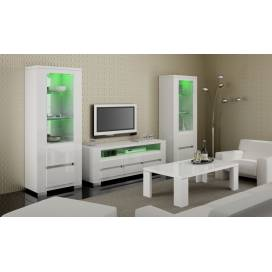 Status Elegance Diamond white гостиная - Фото 7