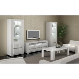 Status Elegance Diamond white гостиная - Фото 1
