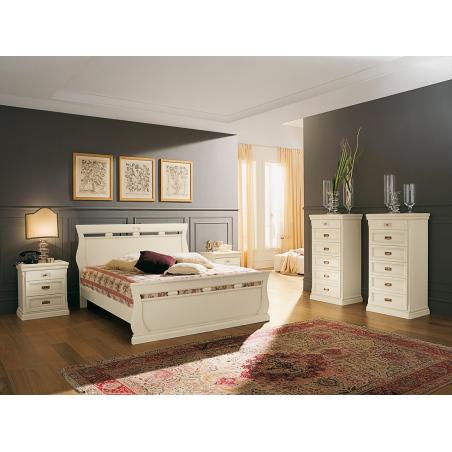 Maronese Venere avorio спальня - Фото 2