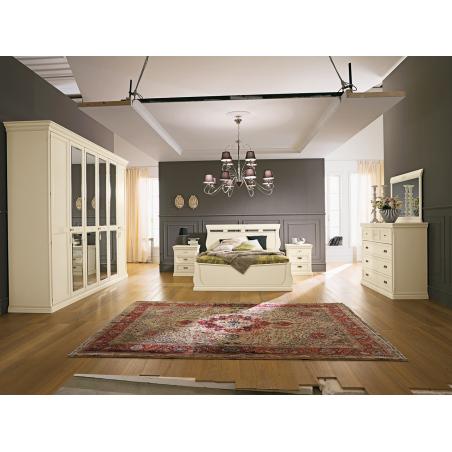 Maronese Venere avorio спальня - Фото 5