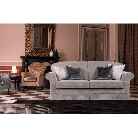 Domingo Salotti Florian мягкая мебель - Фото 1