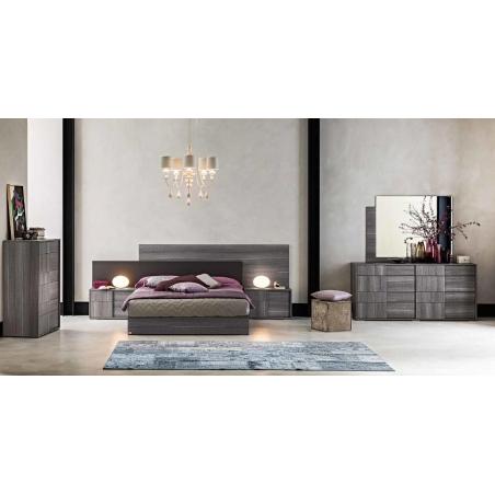 Status Futura Gray спальня - Фото 1