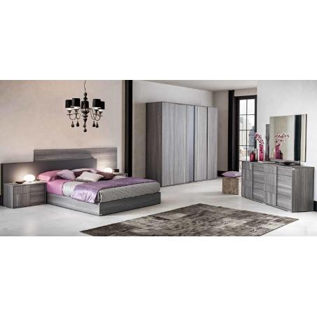 Status Futura Gray спальня - Фото 4