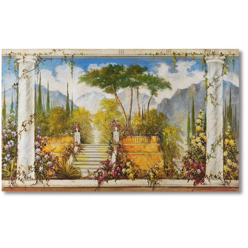 Фрески Mariani Affreschi пейзажи