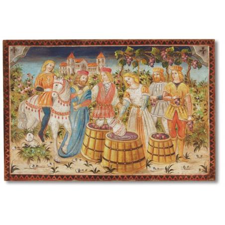 Фрески Mariani Affreschi эпоха Возрождения - Фото 2