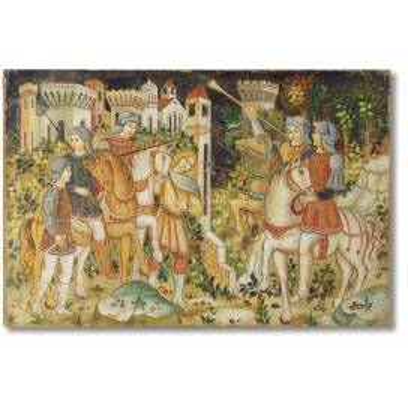 Фрески Mariani Affreschi эпоха Возрождения - Фото 3