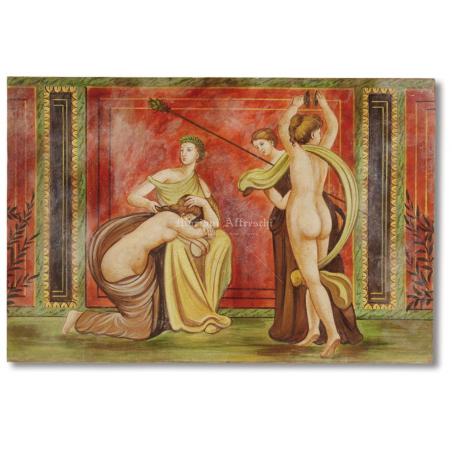 Фрески Mariani Affreschi эпоха Возрождения - Фото 4