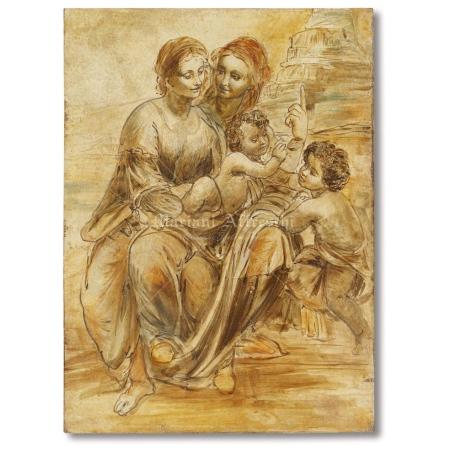 Фрески Mariani Affreschi эпоха Возрождения - Фото 6
