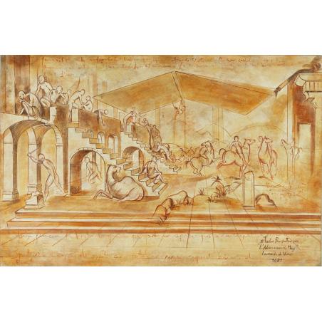 Фрески Mariani Affreschi эпоха Возрождения - Фото 12