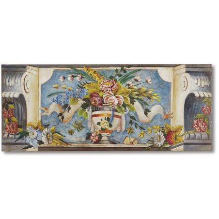 Фрески Mariani Affreschi цветы, натюрморты, декоративные элементы - Фото 2