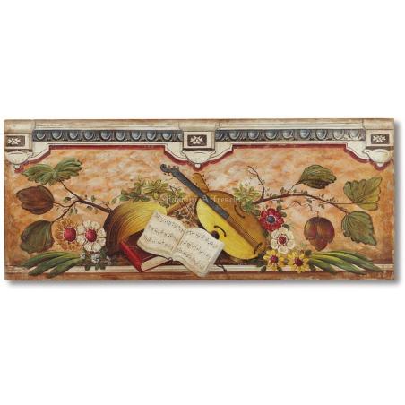 Фрески Mariani Affreschi цветы, натюрморты, декоративные элементы - Фото 3