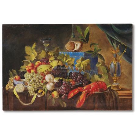 Фрески Mariani Affreschi цветы, натюрморты, декоративные элементы - Фото 4