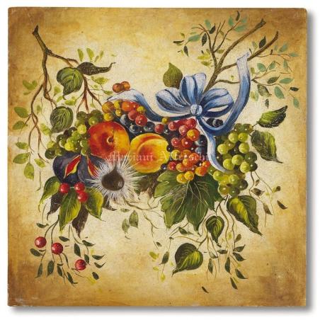 Фрески Mariani Affreschi цветы, натюрморты, декоративные элементы - Фото 7