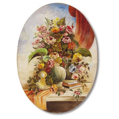 Фрески Mariani Affreschi цветы, натюрморты, декоративные элементы - Фото 8