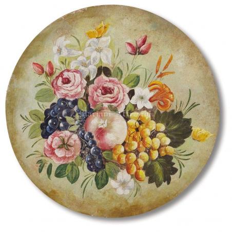 Фрески Mariani Affreschi цветы, натюрморты, декоративные элементы - Фото 11