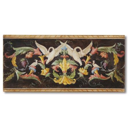 Фрески Mariani Affreschi цветы, натюрморты, декоративные элементы - Фото 12
