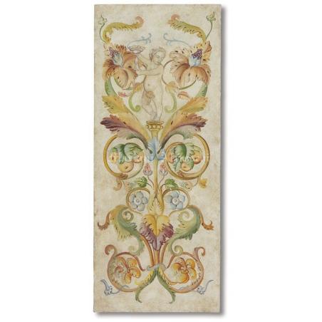 Фрески Mariani Affreschi цветы, натюрморты, декоративные элементы - Фото 13