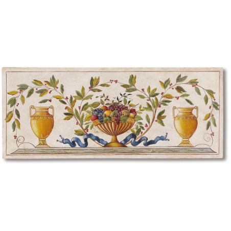 Фрески Mariani Affreschi цветы, натюрморты, декоративные элементы - Фото 20