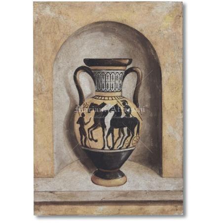 Фрески Mariani Affreschi цветы, натюрморты, декоративные элементы - Фото 22