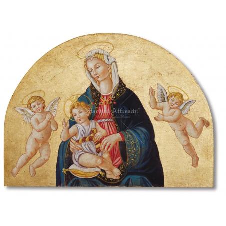 Фрески Mariani Affreschi библейские сюжеты - Фото 4