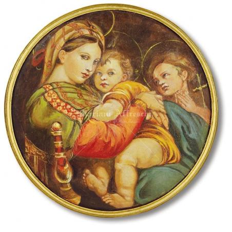 Фрески Mariani Affreschi библейские сюжеты - Фото 7