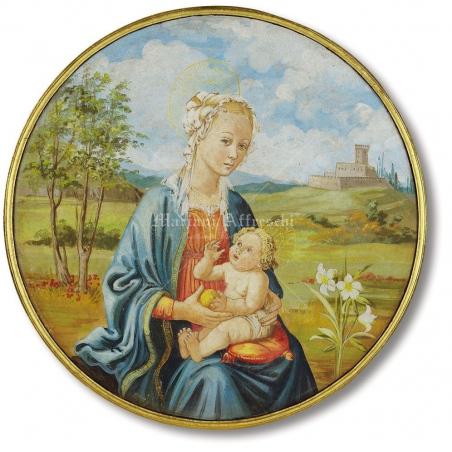 Фрески Mariani Affreschi библейские сюжеты - Фото 8