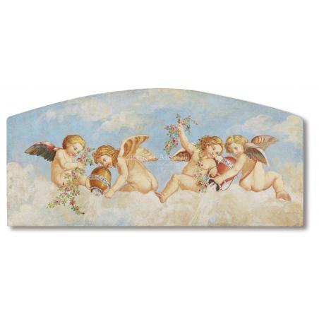 Фрески Mariani Affreschi с ангелами - Фото 6